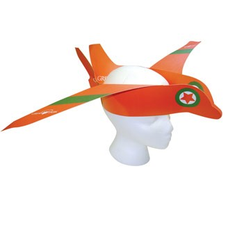 A-27 - Airplane Hat