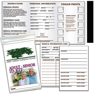 ASID - Adult-Senior Id Kit
