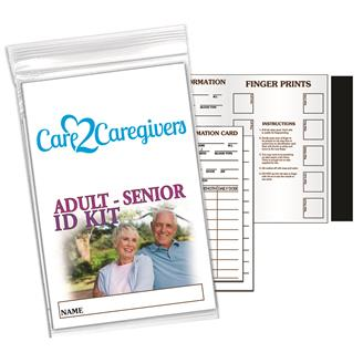 ASIDD - Adult-Senior Id Kit Full Color