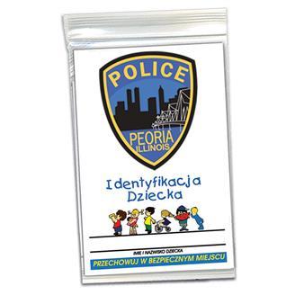 CID-POD - Child ID Kit Polish Full Color