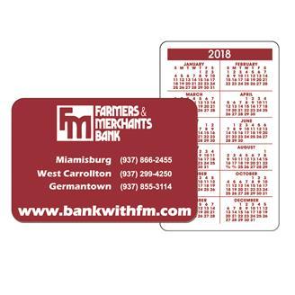 CS-130 - Wallet Calendar