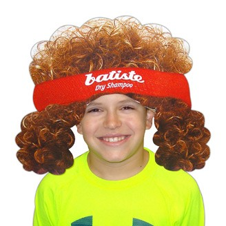 Custom Hair Hat - Curly Hair Hat
