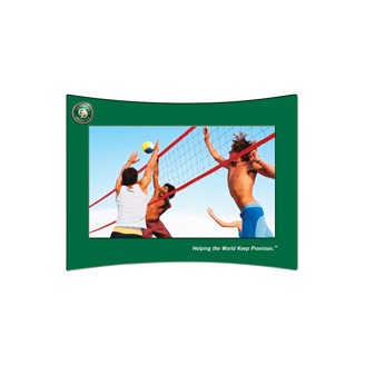 "PF-28 - 4"" x 6"" Photo Frame with Self Locking Easel"