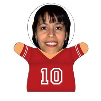 PUP-10 - Football Jersey