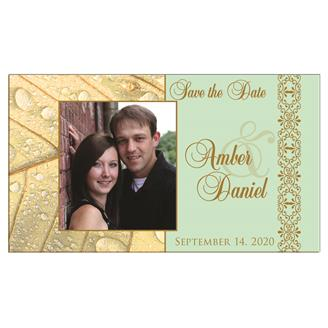 SDM101 - Save the Date Magnet