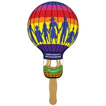 Balloon Hand Fan