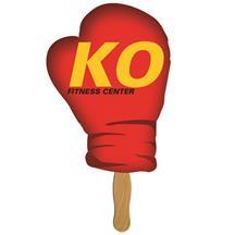 Boxing Glove Hand Fan