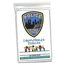 Child ID Kit - Polish