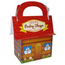 House Shape Handle Box
