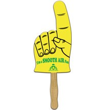 Number 1 Rally Hand Sign
