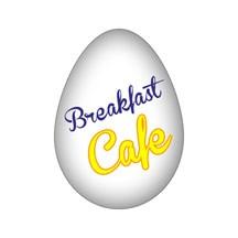 Egg Window Sign