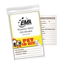 Pet ID Kit Full Color