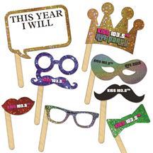 New Year Selfie Kit-  Offset Printed