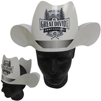 24151 - Cowboy Straw Hat