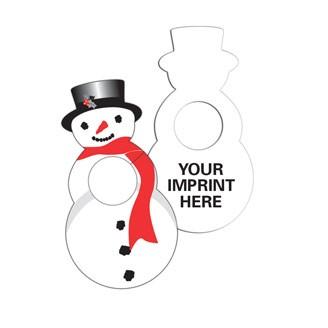 74446-HOL - Snowman Door Hanger