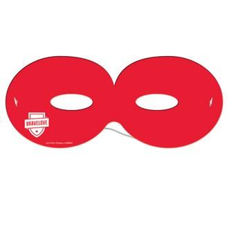 97126-1 - Round Mask w/ Elastic Band