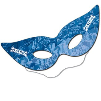 97126-3 - Cat Mask with Elastic Band