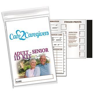 ASIDD - Adult-Senior Id Kit Full Color