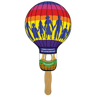 BF-4 - Balloon Hand Fan