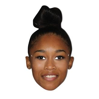 """CHSXE - Wearable Head 9"""" x 7"""" Printed Front Only w/elastic"""