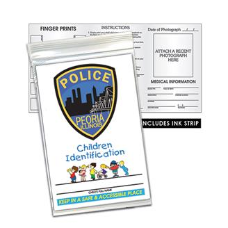 CID-END - Child ID Kit English Full Color