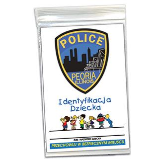 CID-PO - Child ID Kit - Polish