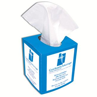 CTB - Tissue Box Sleeve