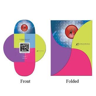 FL-501 - Self Locking Packet Folder