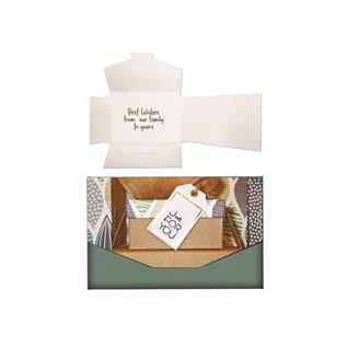 GC1D - Gift Card Box Printed Full Color