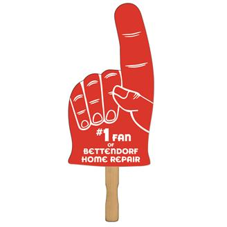 HS-6 - Number 1 Rally Hand Sign