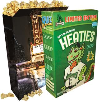 LCB - Large Cereal Boxes