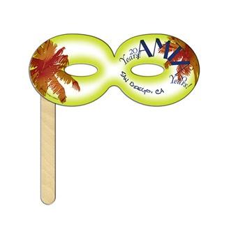 MKF-1 - Round Mask on a Stick
