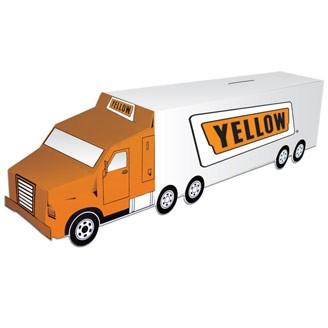 N21 - Semi Truck Bank