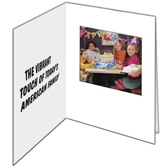 "PF-20 - 3 1/2"" x 4"" Photo Card"