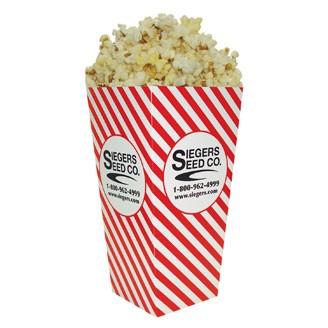 PSB-08 - Straight Edge Popcorn Box