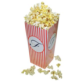 PSB-05 - Large Scoop Style Popcorn Box