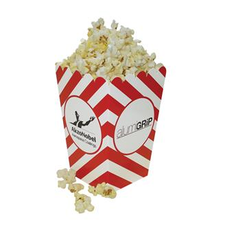 PSB-10 - Small Scoop Popcorn Box