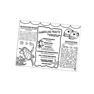 UCPM912 - U-Color Placemat