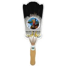 Broom Hand Fan