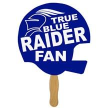 Helmet Shape Fan