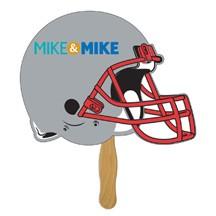 Helmet Shape Hand Fan