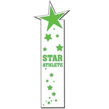 Star Paper Bookmark