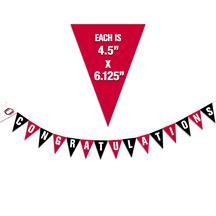16 Pennant Banner