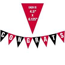 8 Pennant Banner