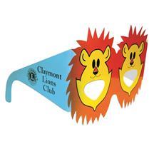 Lion Glasses Full Color