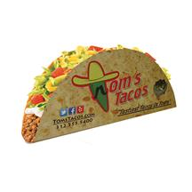 Full Color Taco Holder