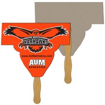 Mascot Recycled Hand Fan
