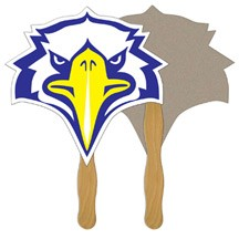 Bird Recycled Hand Fan