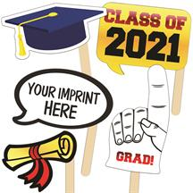 Graduation Selfie Kit- Printed Full Color