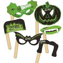 HalloweenSelfie Kit-  Offset Printed
